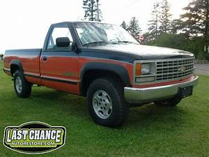 1990 Chevy 4x4 1500