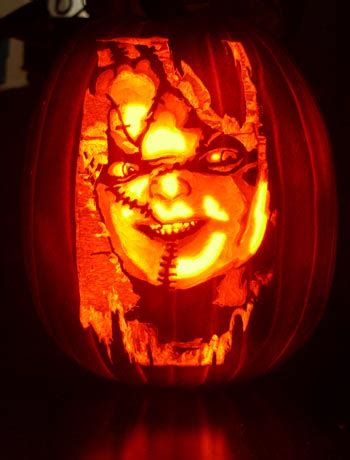 really scary pumpkins 20 creative pumpkin carving ideas