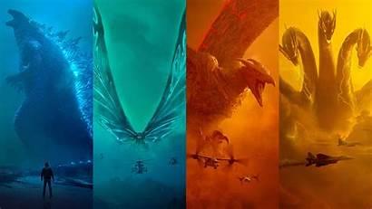 Godzilla King Monsters Posters Wallpapers Album Mothra