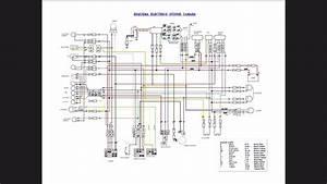 Diagrama El U00e9ctricos De Moto