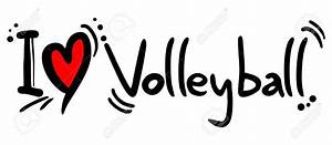 I, Love, Volleyball, Clipart, 10, Free, Cliparts