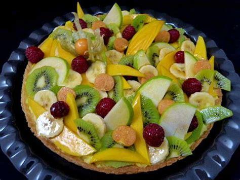 amour de cuisine de soulef recettes de tarte aux fruits et fruits 9