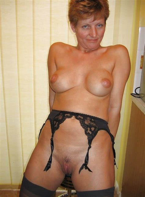 Busty UK and British mature... Image #11