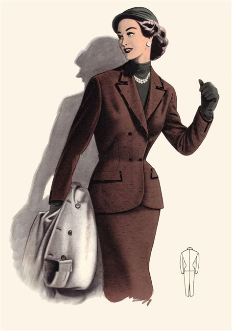 How Fashion Impacted The Views On Women 1920s 1950s