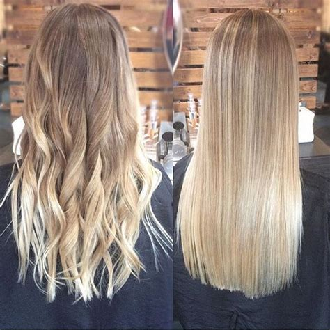 balayage hairstyles  balayage hair color