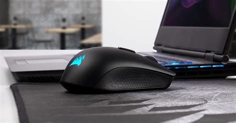 Corsairs Wireless Harpoon Gaming Mouse Debuts Low Latency