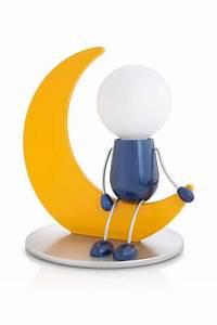Lampe Chevet Enfant : lampe veilleuse pour enfant avec ampoule led lunardo philips ~ Teatrodelosmanantiales.com Idées de Décoration