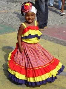 beautiful jamaican woman dressed | Beautiful Afro-Costa ...