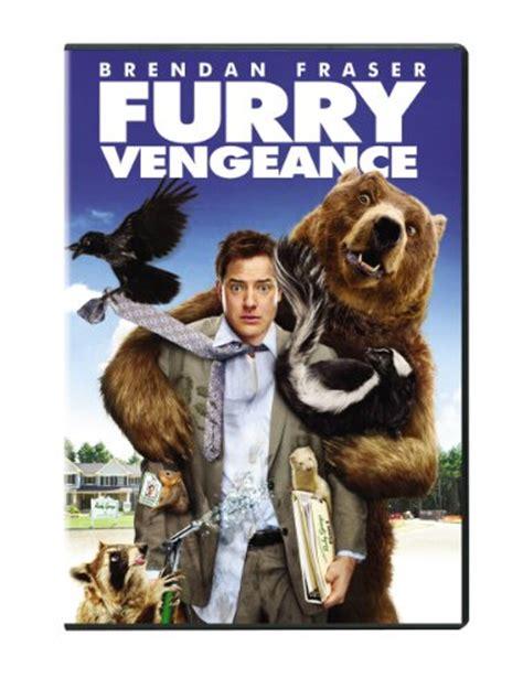 furry vengeance  dvd hd dvd fullscreen widescreen