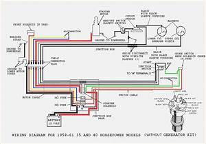 Outboard Engine Wiring Diagram Mercury 40 1979  U2013 Wirdig In