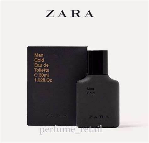 zara gold eau de toilette fragrance for new boxed 30ml ebay