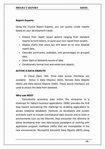 3263270 human resource management systems hrms With hr management report template