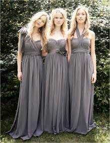 bridesmaid wedding dresses the individuality of bridesmaid dresses choice productions