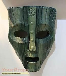 The Mask Loki Mask replica movie prop