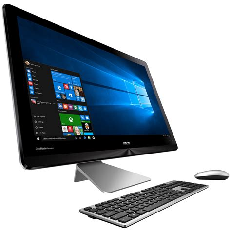 ordinateur de bureau i5 promo asus aio zn241icgk ra103t pc de bureau asus sur ldlc com