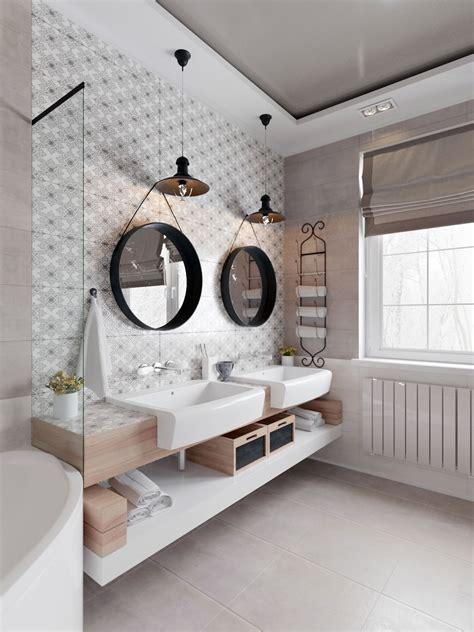 bathroom  scandinavian style pinterest