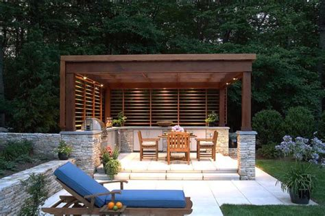 modern pavillon design top 50 best backyard pavilion ideas covered outdoor structure designs