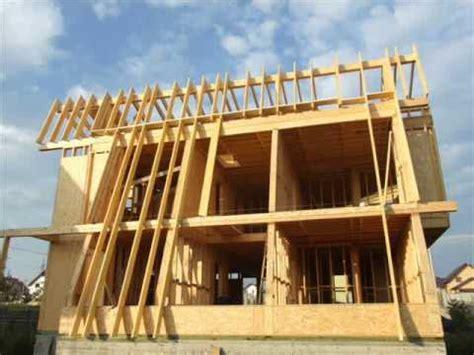 how to build a house how to build a wood house youtube