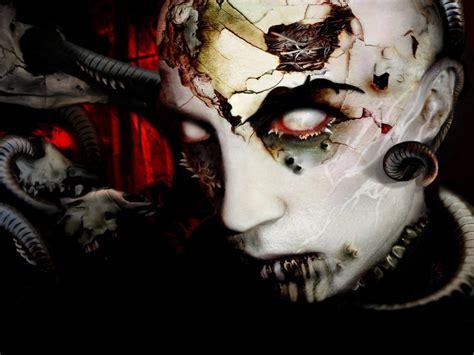 3d Horror Hd Wallpapers by Hd Desktop Horror Wallpapers