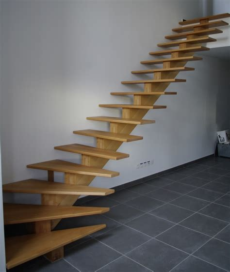 Re D Escalier Contemporaine Montreal by Fabricant Escaliers 224 Cr 233 Maill 232 Res