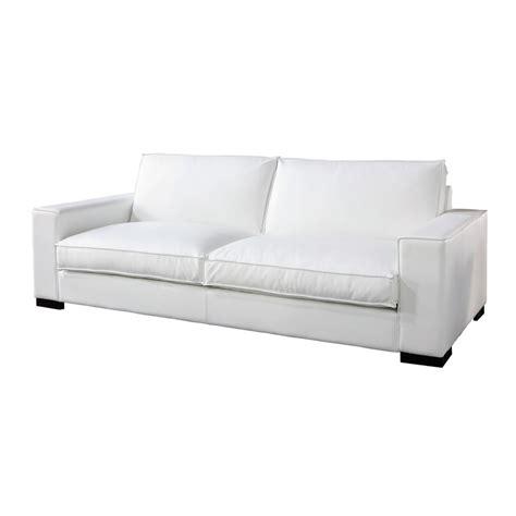 canap 3 places blanc canape 3 places blanc maison design modanes com