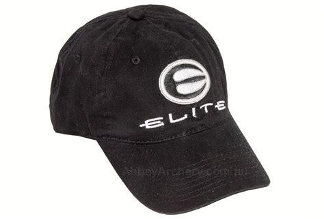 Elite Black Cap