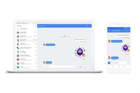 android umożliwia wysyłanie i odbieranie sms na komputerze