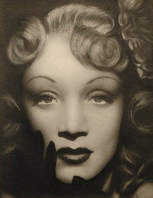 Marlene Dietrich  Bw And Classic  Pinterest 30er