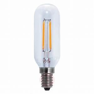 Filament Led E14 : e14 4 1w led buislamp helder warm wit dimbaar ~ Markanthonyermac.com Haus und Dekorationen