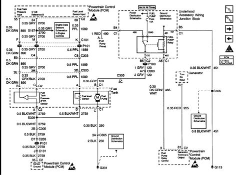 2003 Pontiac Sunfire Wiring Schematic by I A 2000 Pontiac Montana And The Fuel Is Not