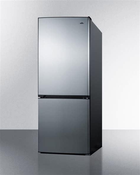 ffbfssim summit   cu ft slim depth bottom freezer refrigerator ice maker