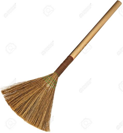 Broom Clip Besom Clipart Clipground