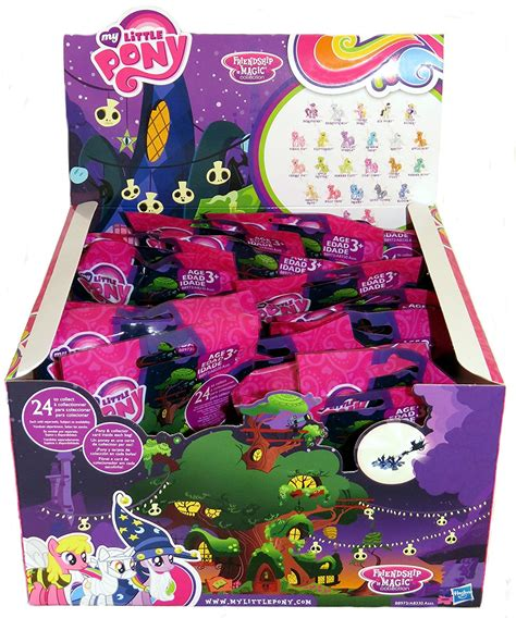 my pony blind bags my pony blind bag box wave 17 24 packs tesla s toys