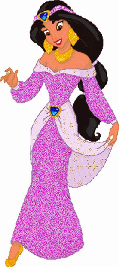 Jasmine Gifs Disney Princesa Apaixonantes Diversas Molduras