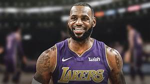 Lakers news: LeBron James already playing with his ...