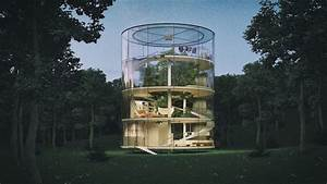 Spiral Staircase Designs World39s Coolest Tree House Ever
