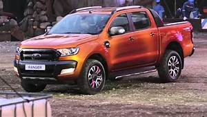2015 Ford Ranger Launched in Thailand - YouTube  Ford