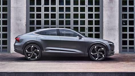 Audi e-tron Sportback concept > tron > Audi Deutschland