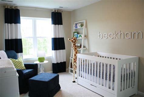 chambre bébé garcon moderne idée chambre bébé garçon moderne et originale