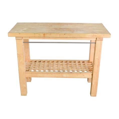 ikea ikea butchers block table tables