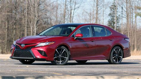 toyota camry xse review     time