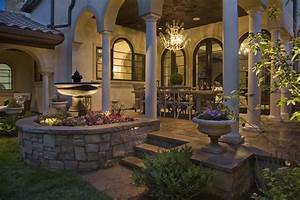 Bring your Landscape to Life at Night with Lighting
