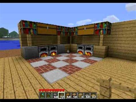 faire la cuisine minecraft comment faire une cuisine