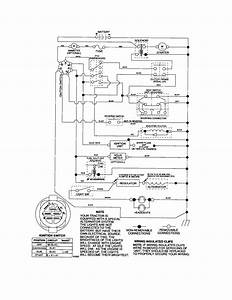 Wiring Diagram For Yth2348