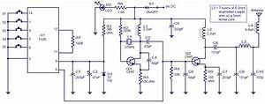 Remote Control Car Circuit Diagram Pdf