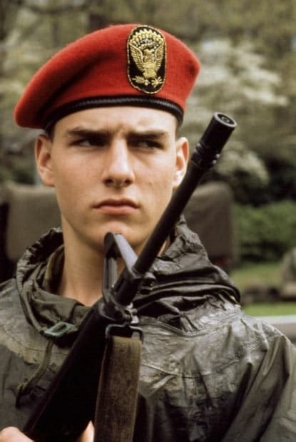 Tom Cruise in pictures