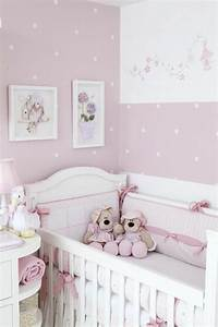 Chambre Bb Fille Rose
