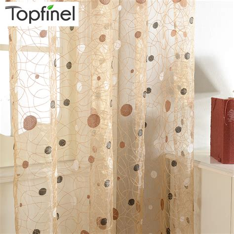 buy wholesale embroidered sheer curtains from china