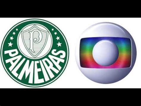 Hino do Palmeiras Globo na Escalação - YouTube