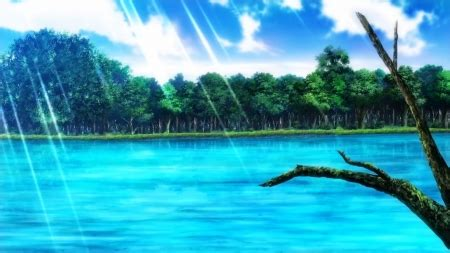 anime river  anime background wallpapers